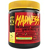 Mutant Madness - Seizes The Pre-Workout Experience and Vaults It to A Whole New Extreme Level, Engineered Exclusively for High Intensity Workouts Only – Roadside Lemonade Flavor