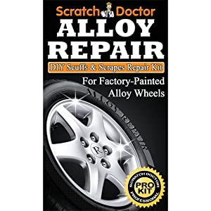 The Scratch Doctor AR1-AUDI Alloy Wheel Pro Repair Kit