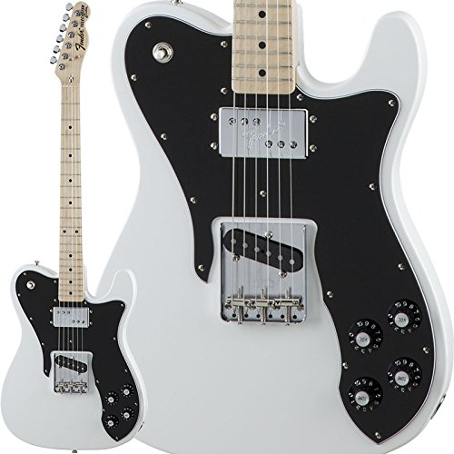 Fender Traditional 70s Telecaster Custom (Arctic White/Maple) [Made in Japan] (Japan Import) ()