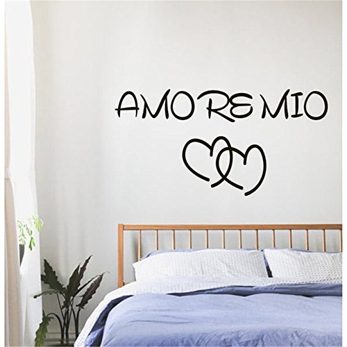 parki Wall Stickers Design Amore Mio Family - Amore Candy
