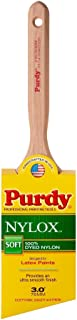 product image for Purdy 144152230 Nylox Series Glide Angular Trim Paint Brush, 3 inch