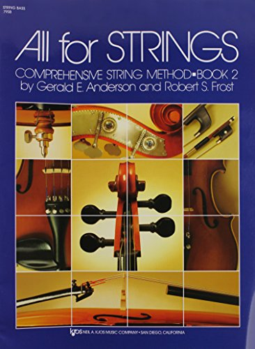 79SB - All For Strings Book 2 - String Bass
