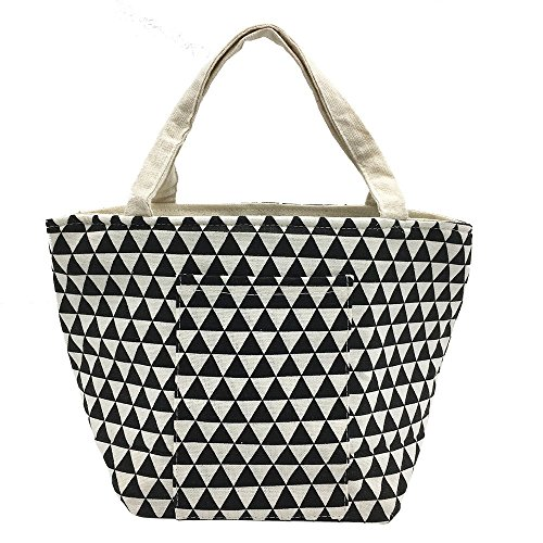 Mziart Insulated Reusable Cotton Triangles product image
