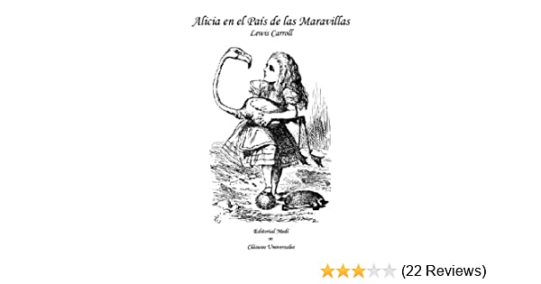 Amazon.com: Alicia en el pais de las maravillas (Spanish Edition ...