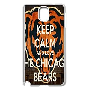 Samsung Galaxy Note 3 Phone Case White Chicago Bears VCN8579212