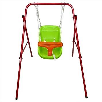 Gartenpirat Columpio de bebé para jardín: Amazon.es: Juguetes y juegos