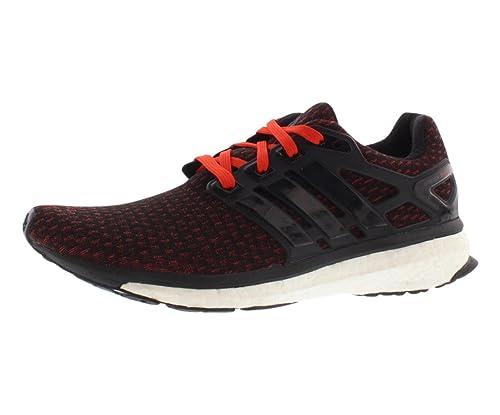 6a05fe2d928b Adidas Energy Boost Reveal Mens Running Shoes 6.5 Black-Orange