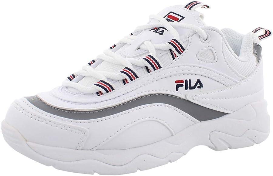 Fila Kids Ray Tracer Sneakers: Amazon.es: Zapatos y complementos