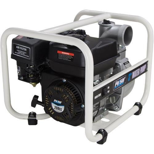 Pulsar Products PWP30 3'' Full Load Water Pump, 3''