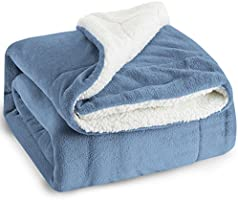 Bedsure Sherpa Fleece Fuzzy Soft Blanket