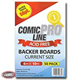 Comic Pro Line Backer Boards Ultra Thick 56pt