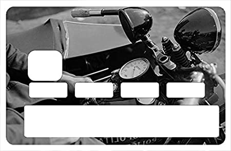 Sticker pour carte bancaire Harley Davidson KNUKLEHEAD