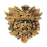 Design Toscano Oak King Greenman Wall Decor