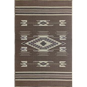 Amazon Com Mad Mats 174 Navajo Indoor Outdoor Floor Mat 6