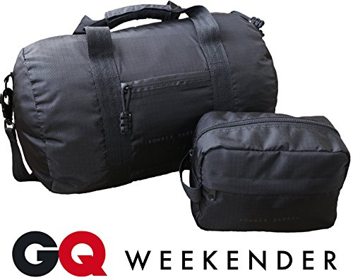 Bomber and Company Small Weekender Duffel Bag for Men Duffle Travel Duffel Bag by Bomber