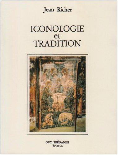 Icônologie et Tradition : Symboles cosmiques dans l'art chrétien Broché – 1 janvier 1990 Jean Richer Guy Trédaniel 2857071329 AUK2857071329