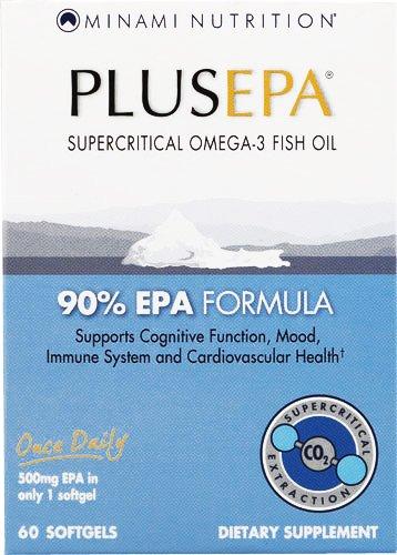 PlusEPA 1000 Minami Nutrition 60 Softgel