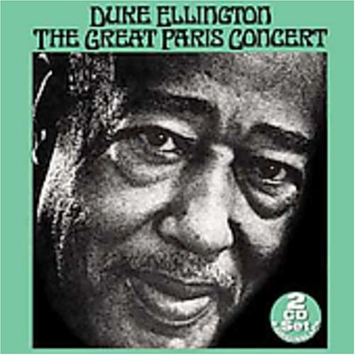 amazon great paris concert duke ellington ビッグバンド 音楽
