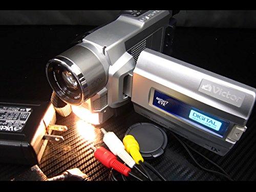 Victor ビクター GR-DVA20K ビデオカメラ miniDV B00LTNIWFC ビクター ビデオカメラ B00LTNIWFC, 上士幌町:97196c8e --- integralved.hu