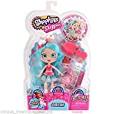 NEW HTF RARE SHOPKINS SHOPPIES JESSICAKE Doll w/2 Exclusive Shopkins + Access by Unknown