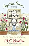 Front cover for the book Agatha Raisin and the Wellspring of Death by M. C. Beaton