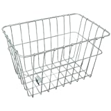 Wald 585 Rear Bicycle Basket (14.5 x 9.5 x 9)