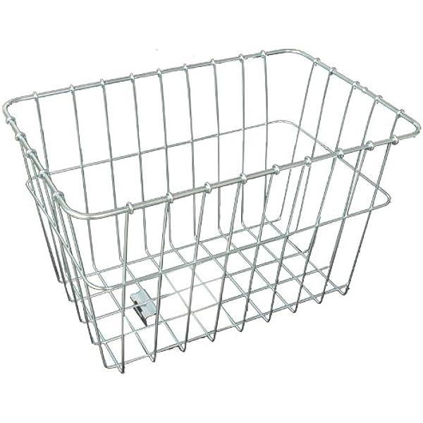 WALD PRODUCTS Basket Wald 535Gb Twin Rr Lg 18X7X12 Bk