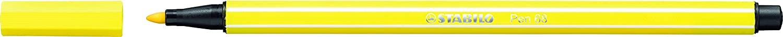 smaragdgr/ün VE=1 1,0 mm STABILO Fasermaler Pen 68 Strichst/ärke