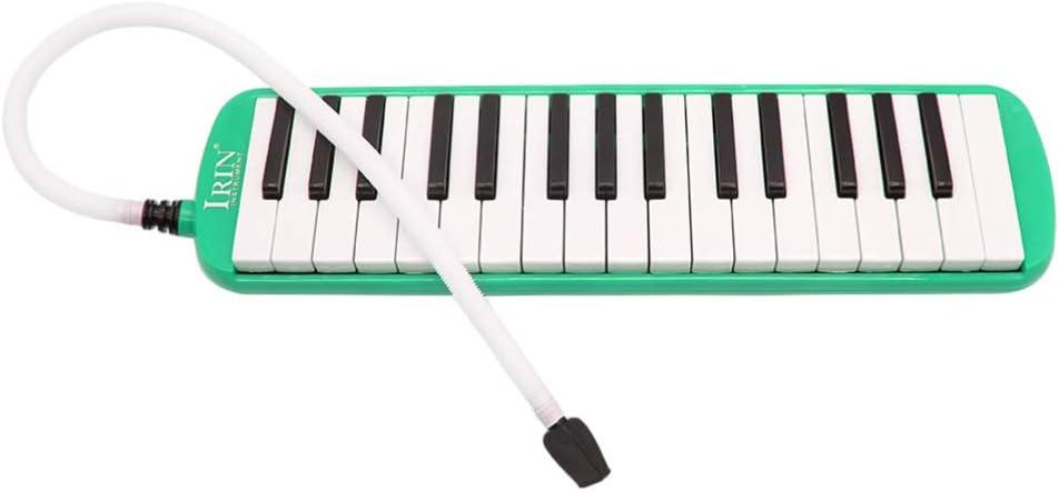 SUPVOX 32 Key Melodica Instrumento con boquilla Tubo Air ...