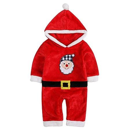 Lingqiqi Vestido de Navidad Juego de Fiesta de Disfraces para ...