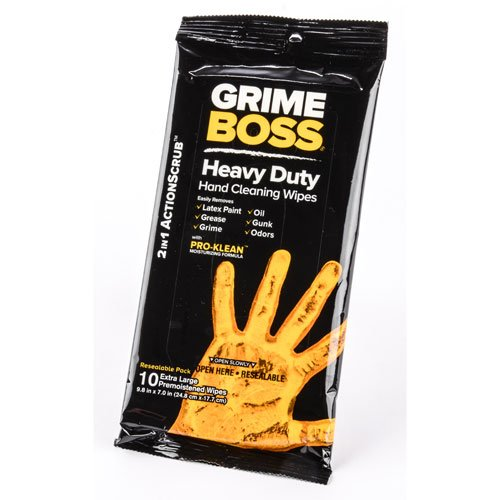 grime-boss-a544r10-heavy-duty-hand-cleaning-wipes-10-count