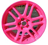 Neon Pink Powder Coating Powder Paint (5 LBS) Free Shipping!