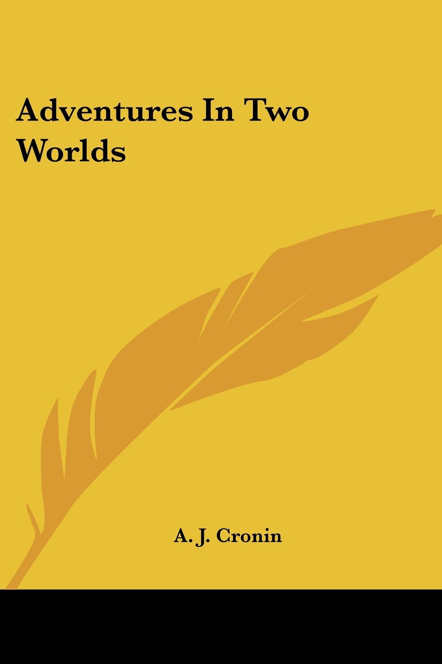 Download Adventures In Two Worlds pdf epub