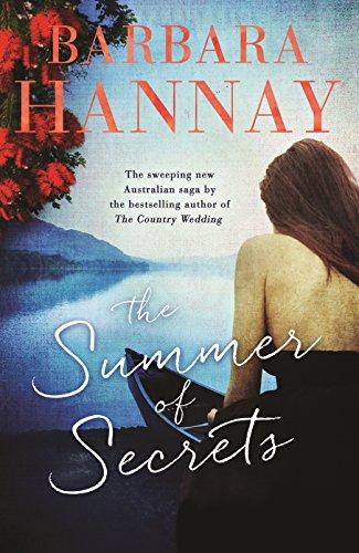 The Summer of Secrets by Barbara Hjannay