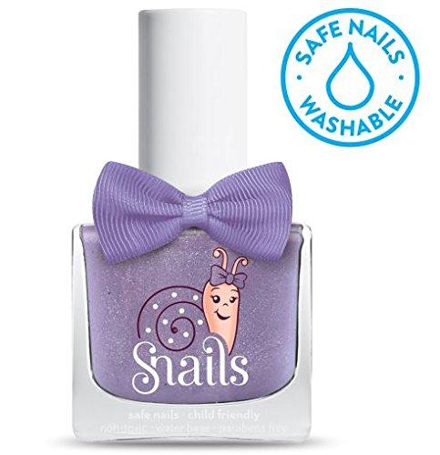 12 opinioni per Snails – Smalto per Bambini, Colore Purple Comet