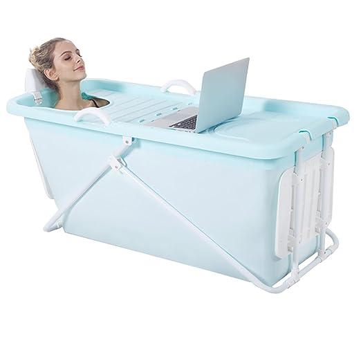 Folding Tub Bañera Plegable de los Adultos Bañera plástica de los ...