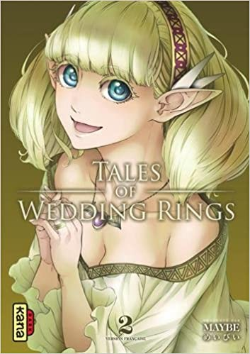 Tales of wedding rings 02 Maybe 9782505067269 Amazoncom Books