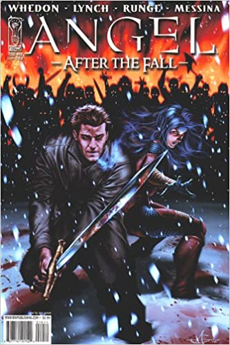 Angel - After the Fall #10 : Season 6 Chapter Ten (IDW Publishing