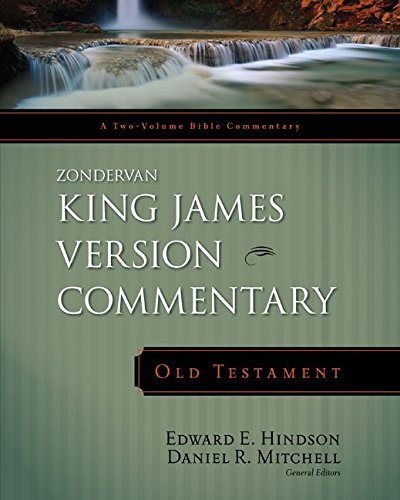 Zondervan King James Version Commentary---Old Testament