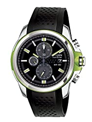 Citizen Men's CA0427-08E Drive from Citizen Eco-Drive AR 2.0 Chronograph Watch