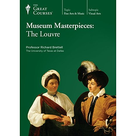 Museum Masterpieces : The Louvre [DVD] pdf epub