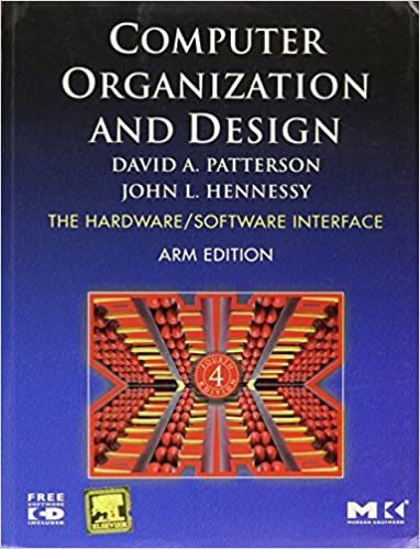 Computer Organization And Design The Hardware Software Interface 4th Edition David A Patterson John L Hennessy 9788131222744 Amazon Com Books