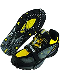 The Excellent Quality SHOE TRACTION, YAKTRAX PRO, BLACK, S
