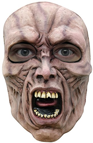 (BESTPR1CE Halloween Mask- World War Z Face Mask Scream Zombie 2 -Scary)