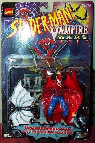 Envío rápido y el mejor servicio Spider-Man Vampire Vampire Vampire Wars Vampire Spidey Acción Figura by Spider-Man  tiempo libre