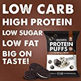 Shrewd Food Protein Puffs, Low Carb Cereal