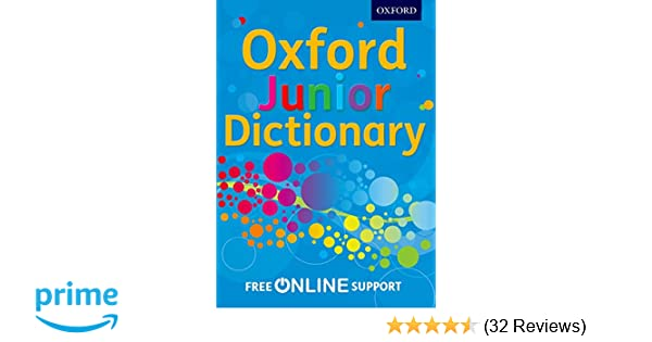 Amazoncom Oxford Junior Dictionary Oxford - How to create an invoice on word online clothing stores for juniors