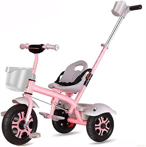 SONG Sillas de paseo Triciclo bicicleta de los niños bebé carro 1 ...