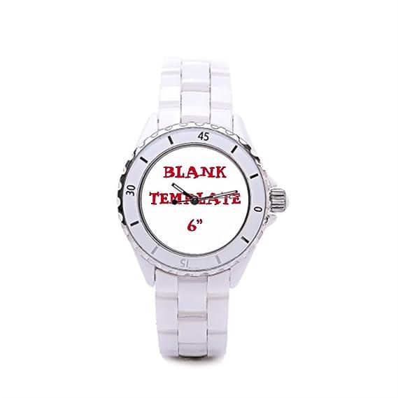 Cerámica reloj de pulsera damas de honor foto Vintage relojes