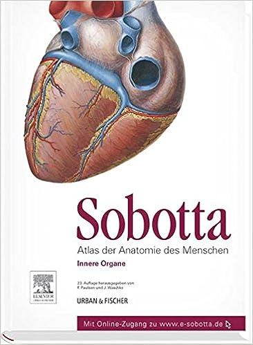 Sobotta, Atlas der Anatomie des Menschen Band 2: Innere Organe - mit ...